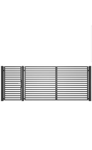 Porți metalice diferite modele  - imagine 13