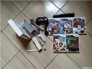 Consola Nintendo Wii completa, cu toate accesoriile & jocuri incluse! - imagine 5