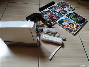 Consola Nintendo Wii completa, cu toate accesoriile & jocuri incluse! - imagine 2