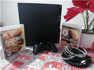 Vând PS3 Slim - imagine 1