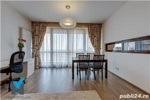 Inchiriere apartament 3 camere Baneasa - Sisesti - Restaurant Papion - imagine 3