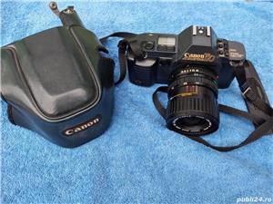 Aparat Foto Canon T70 vechi cu obiecttiv - imagine 4