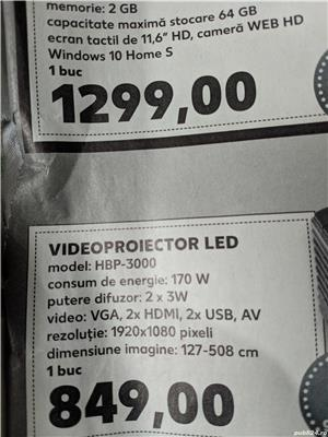 Videoproiector led ivolum HBP3000, FULLHD  - imagine 5