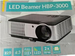 Videoproiector led ivolum HBP3000, FULLHD  - imagine 1