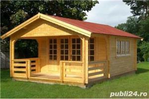 Cabane, căsuțe de lemn, la prețuri accesibile  - imagine 5
