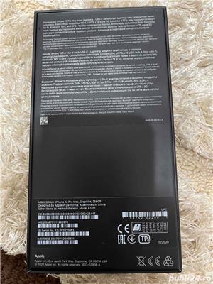vand iphone 12 pro max 256gb - imagine 4