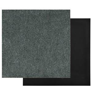 vidaXL Dale mochetă pentru podea, 20 buc., verde, 5 m  vidaXL(322421) - imagine 4