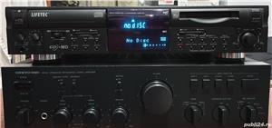 Combo CD/MD Player Liftec LT8964 - imagine 1