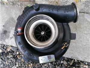 5801661503 5801661502 GARRETT Turbosuflanta Iveco Trakker Cursor 9 Euro 6 - imagine 1