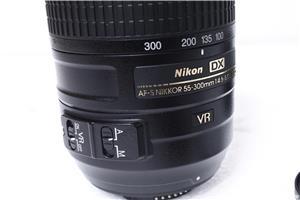 Obiectiv Nikon 55-300 mm VR - imagine 3