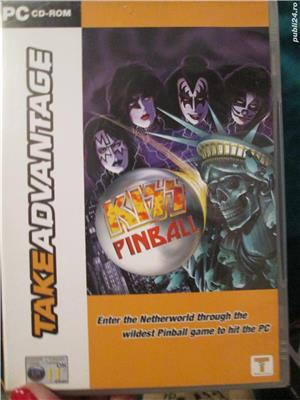 Joc Kiss Pinball PC CD-Rom - imagine 1