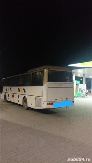 Autobuz Neoplan / Man / Renault 55 locuri pe scaune - imagine 5