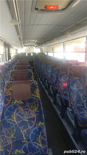 Autobuz Neoplan / Man / Renault 55 locuri pe scaune - imagine 3