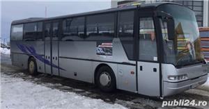 Autobuz Neoplan / Man / Renault 55 locuri pe scaune - imagine 2