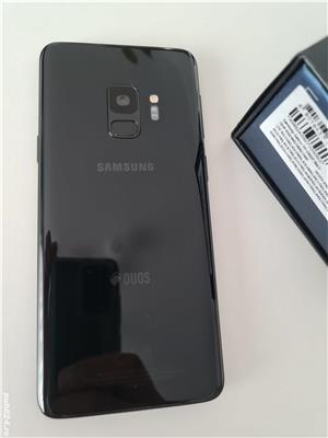 Galaxy S9 64GB Midnight Black Factura GARANTIE  - imagine 2