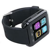 Ceas-Smartwatch IUni,LCD 1.44 Inch,Notificari,Bluetooth,nou - imagine 2