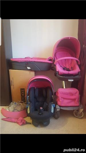Carucior Stokke Xplory V3 - imagine 3
