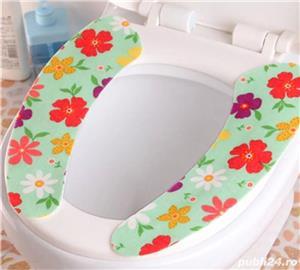 Huse capac WC reutilizabile  - imagine 4
