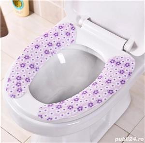Huse capac WC reutilizabile  - imagine 7
