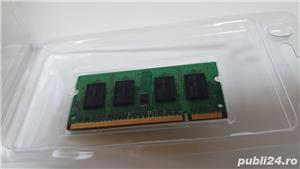 Vand memorie laptop 1gb ram DDR2 Pc2 5300 - imagine 2