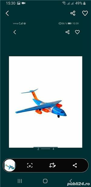 avion cu telecomanda - imagine 1