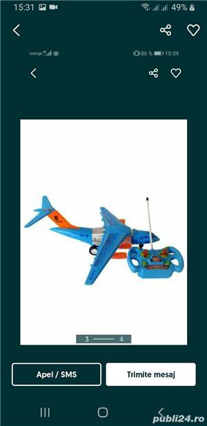 avion cu telecomanda - imagine 3