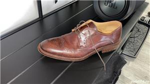 Pantofi bărbați NOLMAN KOEL, Italy - imagine 3