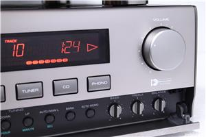 Yamaha sistem audio Cd,Fm,Statie,Aux - imagine 2