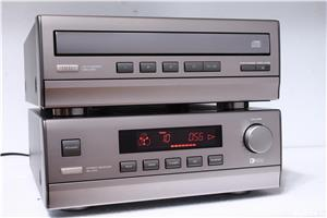 Yamaha sistem audio Cd,Fm,Statie,Aux - imagine 1
