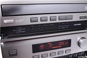 Yamaha sistem audio Cd,Fm,Statie,Aux - imagine 5