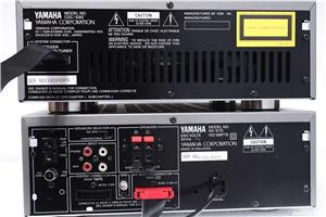 Yamaha sistem audio Cd,Fm,Statie,Aux - imagine 6