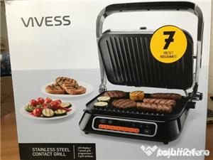 Grill electric Vivess, gratar electric - imagine 1