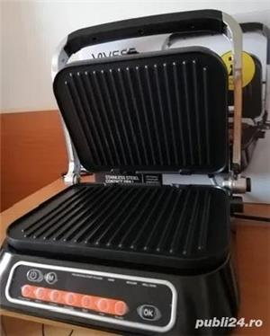Grill electric Vivess, gratar electric - imagine 2