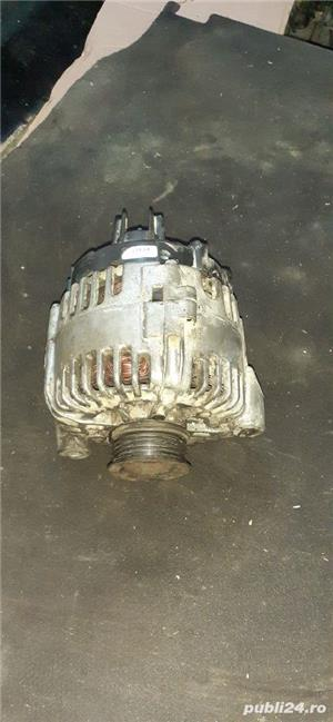Alternator valeo 150 A bmw e 46 320d 136hp - imagine 2