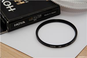 Filtru UV 67 mm HOYA HD - imagine 2