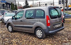 PEUGEOT PARTNER - GARANTIE 12 LUNI -REVIZIE+LIVRARE GRATUITA -TEST DRIVE -RATE FIXE CU AVANS 0%.  - imagine 5