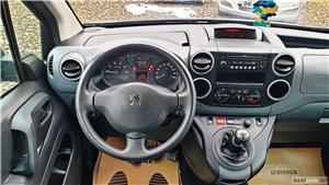 PEUGEOT PARTNER - GARANTIE 12 LUNI -REVIZIE+LIVRARE GRATUITA -TEST DRIVE -RATE FIXE CU AVANS 0%.  - imagine 14