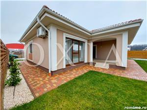 OX212 Casa Individuala Pe Parter, Dumbravita - langa Padure - imagine 1