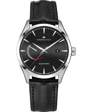 Ceas Hamilton Jazzmaster Power Reserve - design unic, elegant - imagine 1