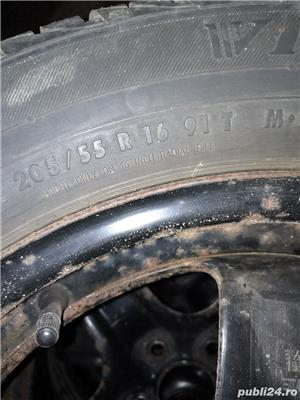 jante Ford Focus, cauciucuri de iarnă - imagine 2