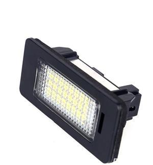 Set lampa numar led BMW E39 E46 E53 E60 E70 E71 E72 E82 E90 F10 F30 - imagine 6