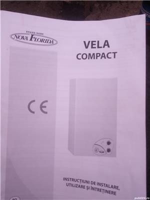 Centrala termica pe gaz Vela Compact - imagine 1
