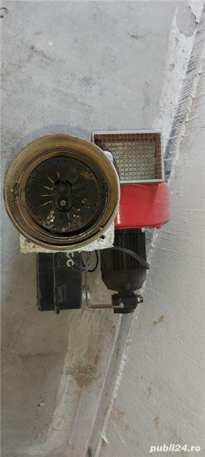 arzator motorina sau ulei  - imagine 8