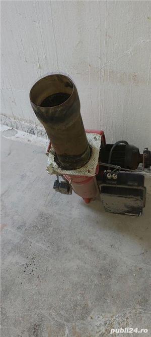 arzator motorina sau ulei  - imagine 7