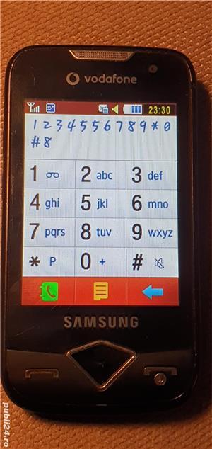 Samsung S5600 Preston - 2009 - liber - imagine 3