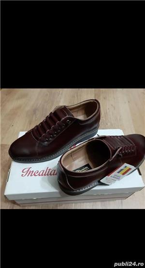 pantofi barbati model AȘ- piele naturala 100%  - imagine 5