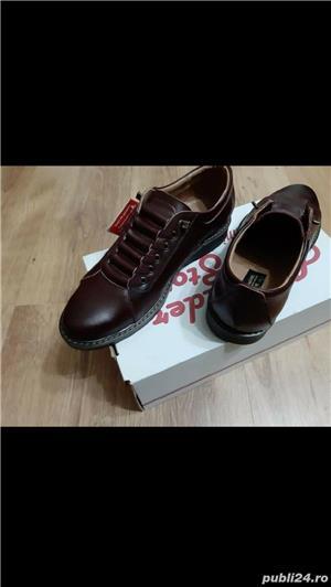 pantofi barbati model AȘ- piele naturala 100%  - imagine 8