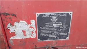 Vând balotiera Massey Fergunson  - imagine 9