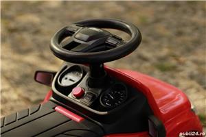 Carucior electric pentru copii 3 in 1 Ford Ranger - imagine 4