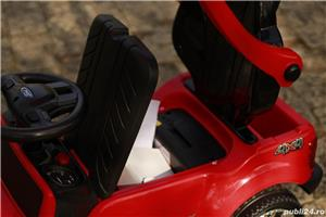 Carucior electric pentru copii 3 in 1 Ford Ranger - imagine 5